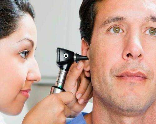 Причины и лечение отита среднего уха
