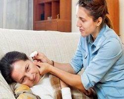 Симптомы и лечение отита среднего уха в домашних условиях