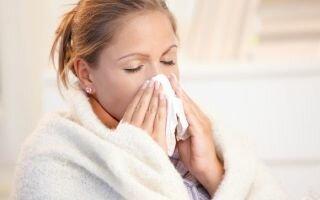 Симптомы и лечение вирусного ринита